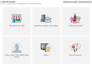 Návod na vytvoření stránky na Facebooku