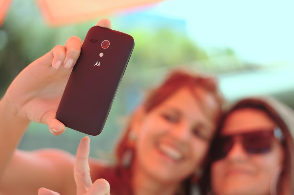 Autorizace pomocí selfie