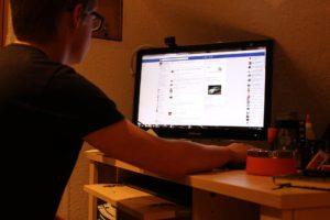 Ochrana účtu na fb