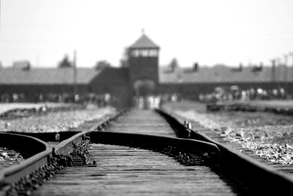 Zákaz popírání holokaustu na Facebook